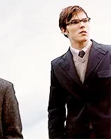Watch and share Nicholas Hoult GIFs and Hank Mccoy GIFs on Gfycat