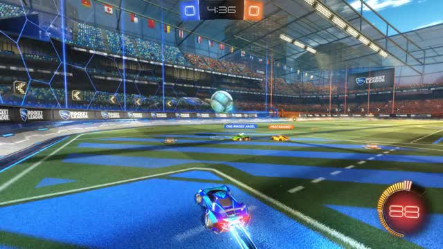 Watch and share Rocket League GIFs and Pinch GIFs by skybeartv on Gfycat