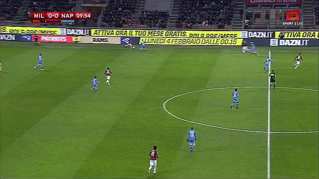 Watch and share Ac Milan GIFs and Napoli GIFs by nanook on Gfycat