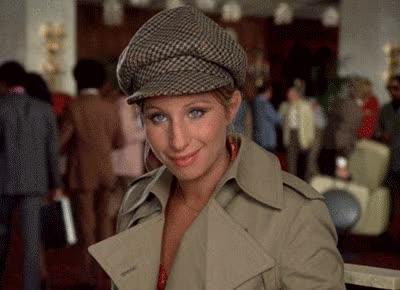 Watch and share Barbra Streisand GIFs on Gfycat