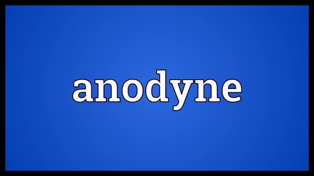 Watch and share Anodyne Definition GIFs and Audio Dictionary GIFs on Gfycat
