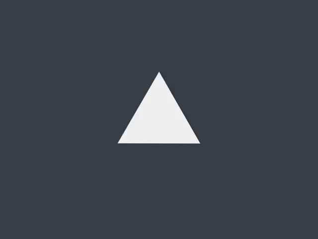 Watch Splitting triangle GIF on Gfycat. Discover more related GIFs on Gfycat