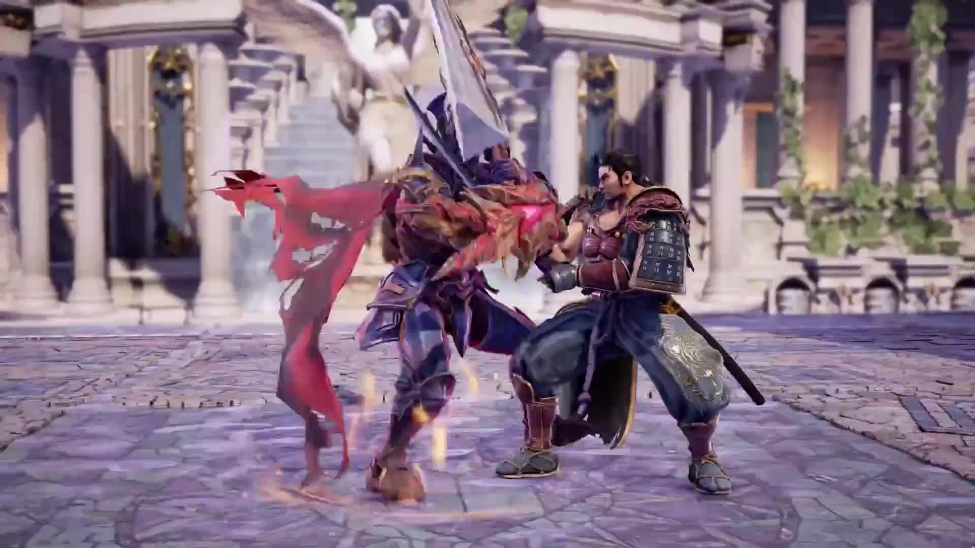 Soul Calibur 6 Characters Gifs Search | Search & Share on Homdor
