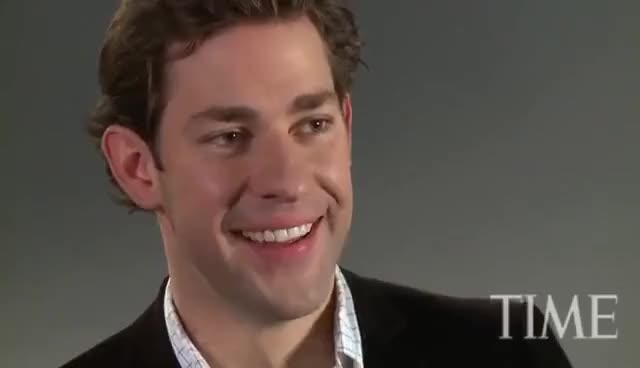Watch and share Krasinski GIFs and Office GIFs on Gfycat