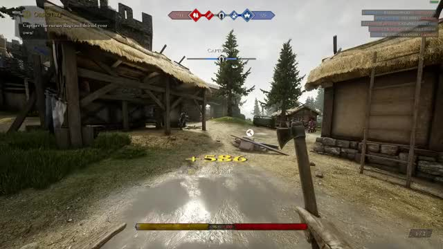 Watch and share Mordhau GIFs by amazingpaladin on Gfycat