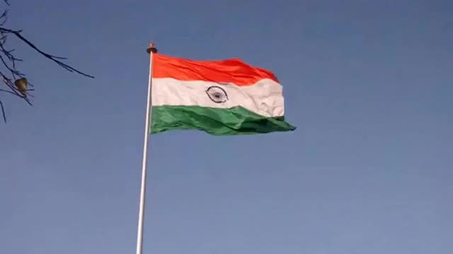 Watch and share Waving Indian Flag GIFs on Gfycat