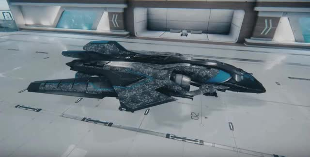 Watch Dynamic Ship Skinning in Star Citizen GIF by @citizen404 on Gfycat. Discover more citizen, star, testsquadron GIFs on Gfycat