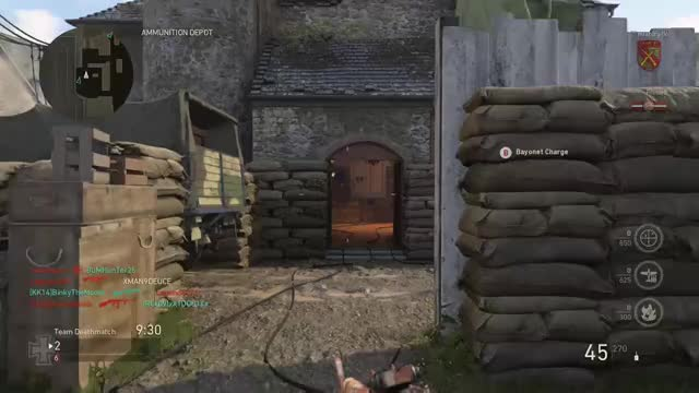 Watch this GIF by Gamer DVR (@xboxdvr) on Gfycat. Discover more CallofDutyWWII, XMAN9DEUCE, xbox, xbox dvr, xbox one GIFs on Gfycat