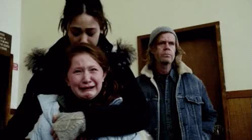Watch and share Debbie Gallagher, Fiona Gallagher, Shameless, My GIFs on Gfycat