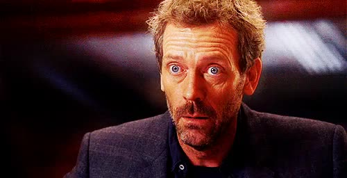 Watch say what GIF on Gfycat. Discover more hugh laurie GIFs on Gfycat