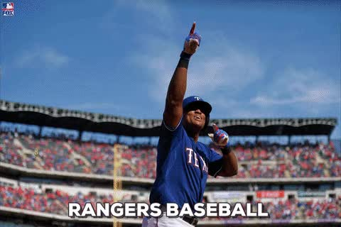 Watch and share Texas Rangers GIFs on Gfycat
