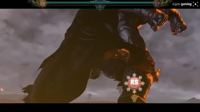 Watch and share Maximilian Dood GIFs and Asura's Wrath GIFs by meddadius on Gfycat