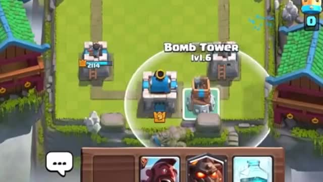 Watch and share Bomber Missing GIFs by Clash Royale Kingdom on Gfycat
