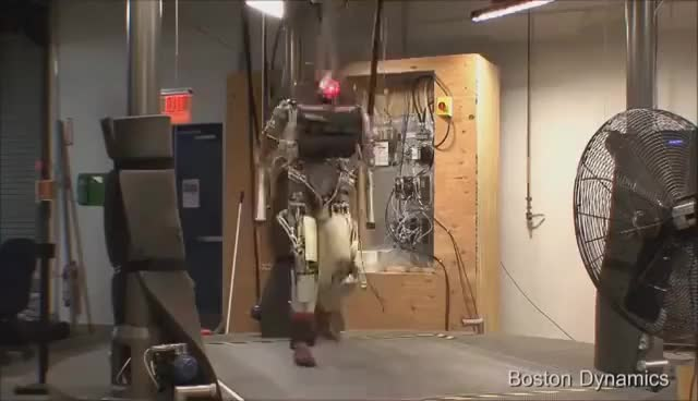 Watch and share Marching Robot GIFs on Gfycat