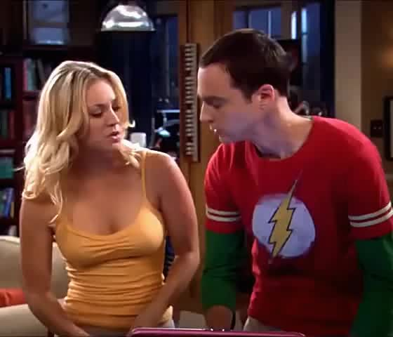 Watch and share Kaley Cuoco GIFs and Celebs GIFs by smoopy on Gfycat