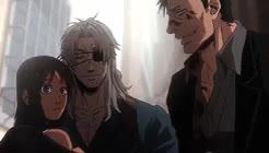 Watch GANGSTA. GANGSTA. GANGSTA. GIF on Gfycat. Discover more benriya, gangsta anime, gangsta manga, gangsta., gangstaedit, gangstagraphics, ouredits, q: on a mission with benriya u.u GIFs on Gfycat