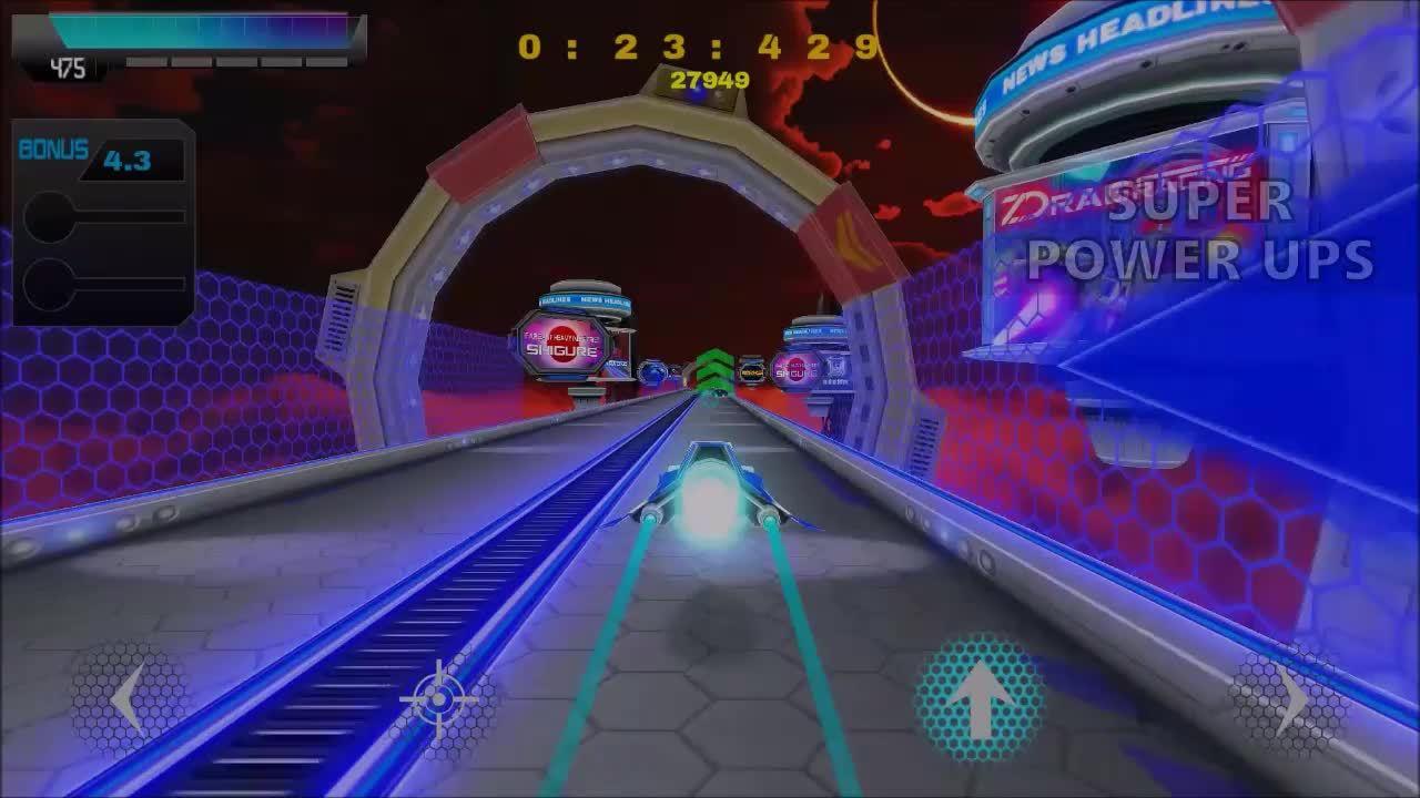 androidgaming, racing, Z-Drag Racing Endless Run Level 3 GIFs