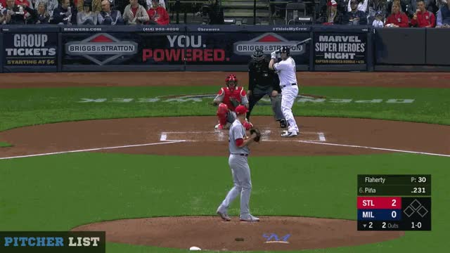 Watch Jack-Flaherty-SL-82swingingstr-Pina GIF by @thedongiggity on Gfycat. Discover more related GIFs on Gfycat