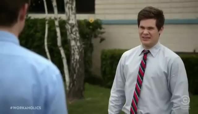 adam, funny, workaholics, Workaholics GIFs