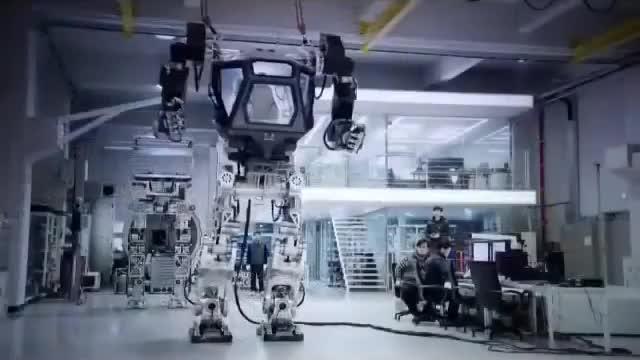 The Method 2 robot.