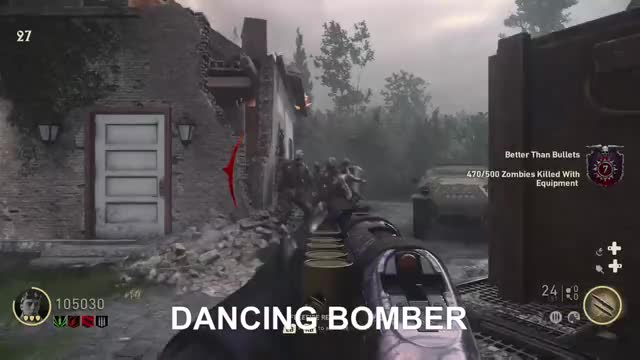 Watch this trending GIF by Gamer DVR (@xboxdvr) on Gfycat. Discover more CallofDutyWWII, InazumaFlamer99, xbox, xbox dvr, xbox one GIFs on Gfycat