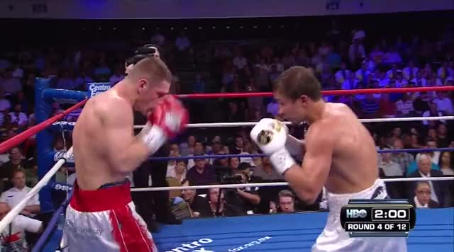 Watch Gennady 'GGG' Golovkin takes down Grzegorz Proksa with a vicious combination (US Debut) GIF by Tom_Cody (@tomcody) on Gfycat. Discover more Boxing, GGG, Gennady Golovkin, Grzegorz Proksa, KD, Knockdown GIFs on Gfycat