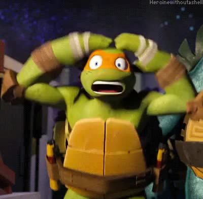Watch and share Tmnt 2012 Blog GIFs and My Followers GIFs on Gfycat