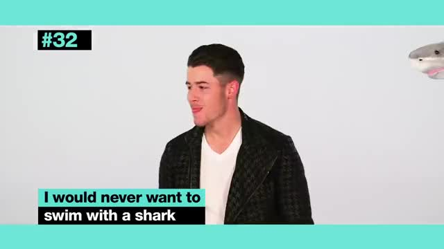 Watch Nick Jonas and Sharks GIF by The Livery of GIFs (@thegifery) on Gfycat. Discover more 100things, 101, First, Group, Jonas, MTV, Secret, facts, favorite, jealous, news, nick, nick_jonas, official, online, television, trivia, tv, video, watch GIFs on Gfycat