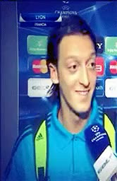 Watch and share Smiling Baby GIFs and Mesut Özil GIFs on Gfycat