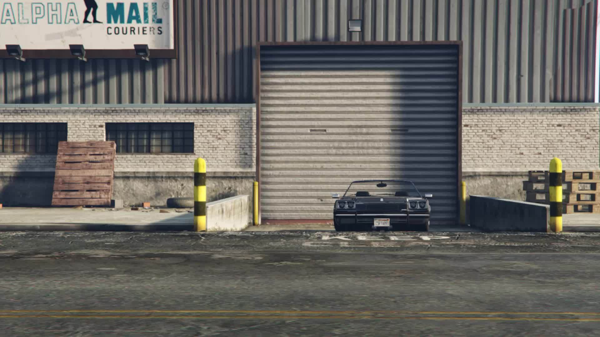 gtavcustoms, Part 3: Your car is too low when... You're known as