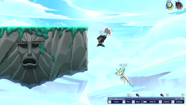 Watch and share Brawlhalla AXE GIFs on Gfycat