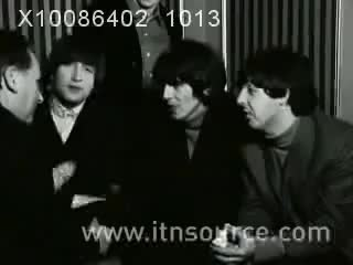 Watch this trending GIF on Gfycat. Discover more 1965, Beatles, John, Lennon, McCartney, Paul, The, interview GIFs on Gfycat