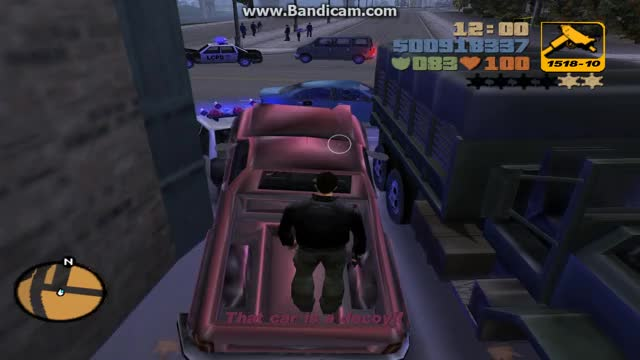 Watch That car is a decoy! GIF on Gfycat. Discover more chaingame, decoy, gta3 GIFs on Gfycat