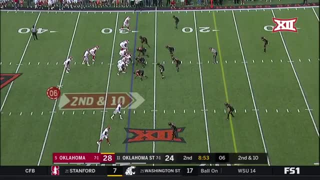 Watch and share Marquise Brown 2017 GIFs and Hollywood Brown GIFs on Gfycat