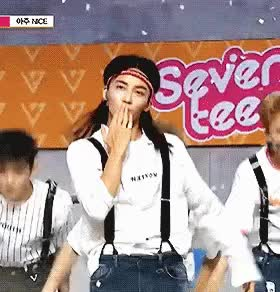 Watch and share Seventeen Jeonghan GIFs on Gfycat