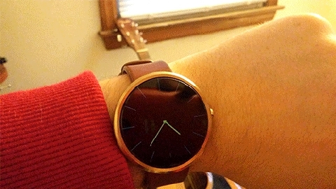 androidwear, Thanksgiving Party Watch Face GIFs