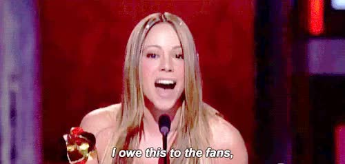 Watch and share Billboard Awards GIFs and Mariah Carey GIFs on Gfycat