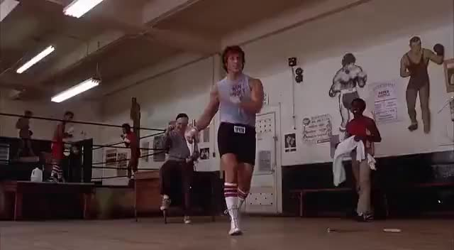 Watch and share Rocky Balboa GIFs and Chicken GIFs on Gfycat