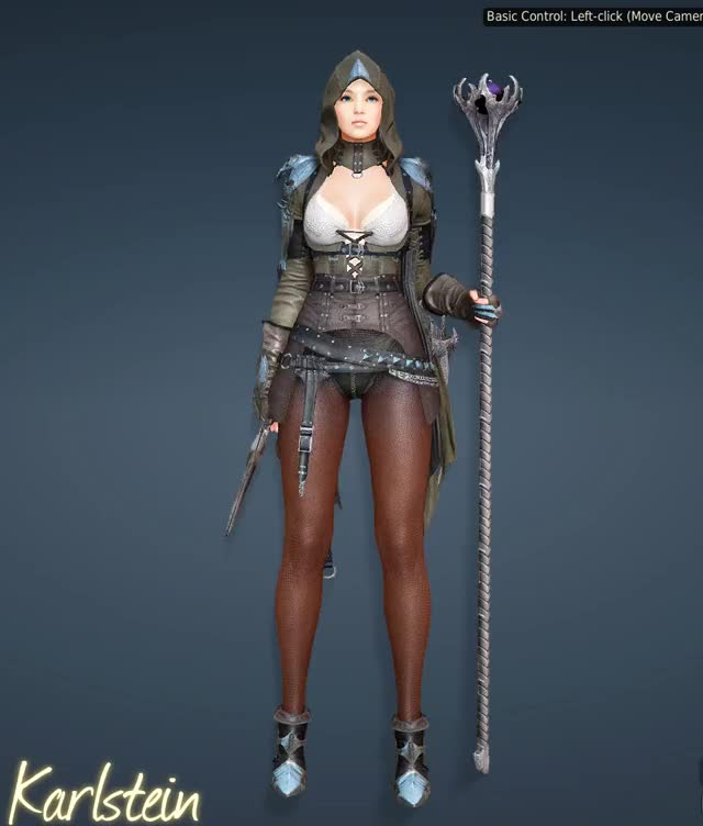 Costume Witch Bdo & Witch Is A Wizard And Shared Texture