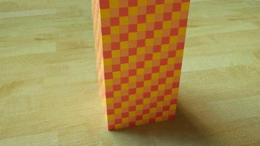 Haikuwoot, haikuwoot, Cubes GIFs