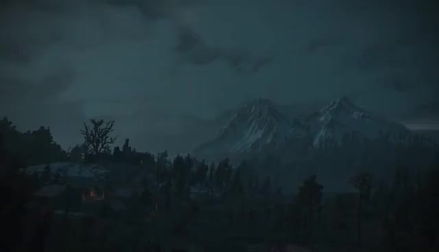 Watch and share The Witcher 3: Wild Hunt - Environments And Landscapes GIFs on Gfycat