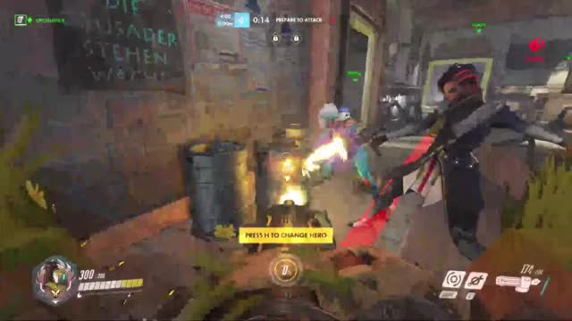 Watch Barrel GIF by Ordinarily (@ordinarily) on Gfycat. Discover more Barrels, Competitive, Overwatch GIFs on Gfycat
