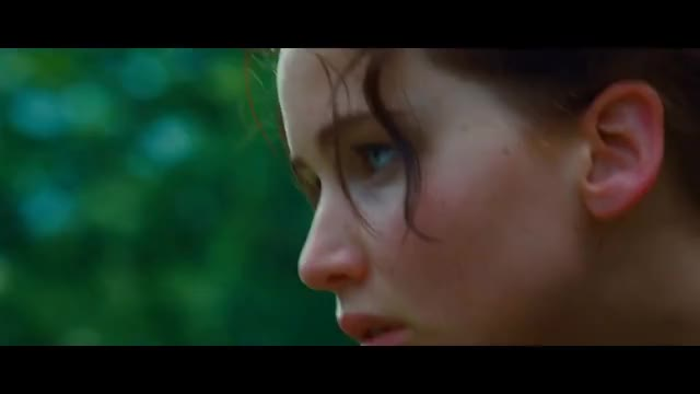Watch The Hunger Games (2012 Movie) - Official Theatrical Trailer - Jennifer Lawrence & Liam Hemsworth GIF on Gfycat. Discover more LionsGate, film, hungergamestrailer, movie GIFs on Gfycat
