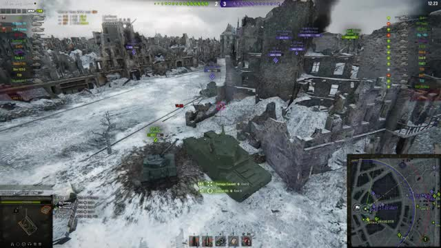 Watch Helping team mates 1 GIF by @v_epsilon on Gfycat. Discover more WorldofTanks GIFs on Gfycat