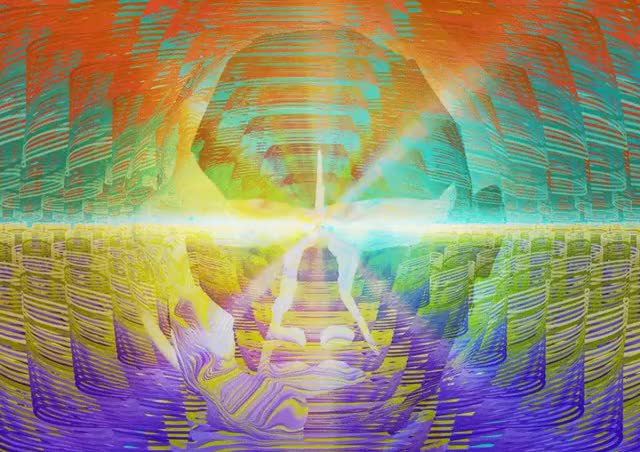 Watch and share Psychedelic GIFs and Art GIFs on Gfycat