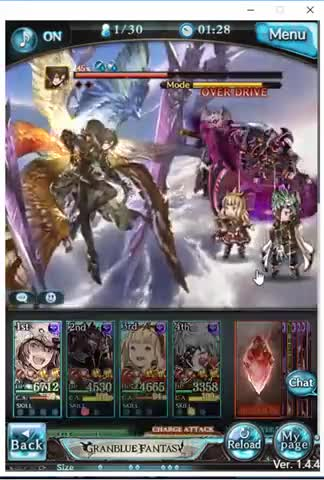 Watch [Granblue fantasy] Vaseraga *5 test Shandalpon Battle GIF by Danilo Jesus (@vekysus) on Gfycat. Discover more Murasaki Kuroki, People & Blogs GIFs on Gfycat