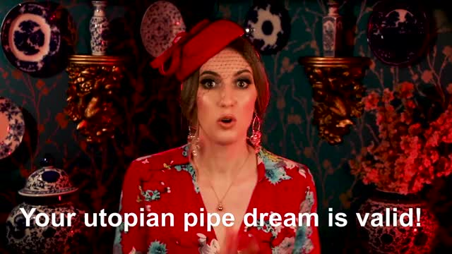 Watch this GIF on Gfycat. Discover more People & Blogs, contrapoints, gender critical, gender critical feminism, natalie wynn, terf, terfs GIFs on Gfycat