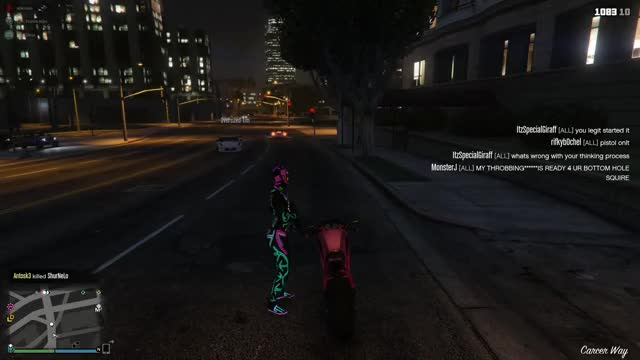 Watch Grand Theft Auto V 2019.04.04 - 01.15.40.19.DVR Trim GIF on Gfycat. Discover more grandtheftautov GIFs on Gfycat