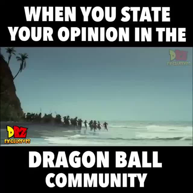 Watch and share The Dragon Ball Community 😆 GIFs on Gfycat