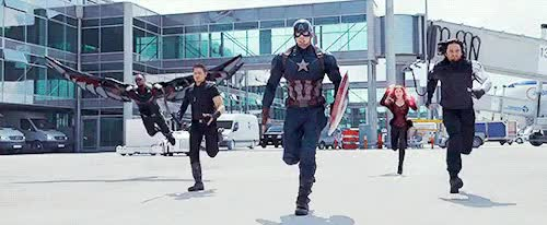 Watch and share Captain America GIFs on Gfycat